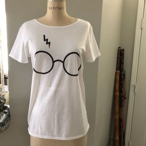 Harry Potter T shirt never worn size large